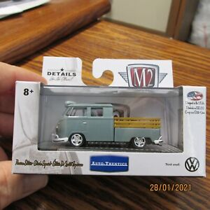 M2 Machines 1961 Double Cab Truck USA Model WMTSO7 from 2016