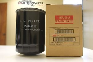 Set of 6, Oil Filter ISUZU Genuine 1-13200-487-2