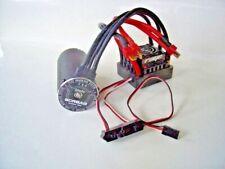 Hpi Trophy Flux Truggy Brushles System Regulator 101712/Engine 101713 - New