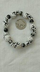 Stretch Skull Bracelet