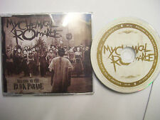 MY CHEMICAL ROMANCE Welcome To The Black Parade – 2006 UK CD - Emo, Rock