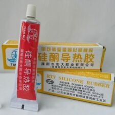 Useful Thermal Conductive Adhesive Curing Glue Silicone Compound Paste 6g Tube