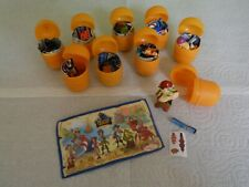 "Kinder "" Monstres et Pirates "" collection COMPLETE - NEUF"