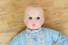 Vintage Gerber Baby 17 Inch Doll 1979 Moving Flirty Eyes