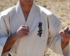 Kyokushin Warrior Gi. (Sizes 3,4,5,6,7 )ON Clearance Temporary $89.99  Reg $140