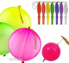 30 LARGE PUNCH BALLOONS PARTY BAG FILLERS GOODS CHILDRENS LOOT BAGS TOYS UK