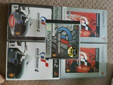 playstation 2 games with gran turismo 1.2.3.4