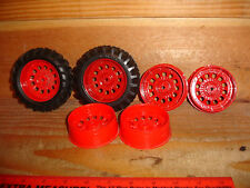 1/16 metal and plastic rims and tires international
