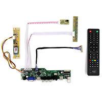 "TV HDMI VGA AV USB AUDIO LCD Controller Board For 15"" G150XG01 G150XG03 V1 LCD"