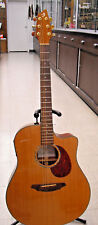 Breedlove Guitar Atlas Series AD25/SM Acoustic Electric Guitar w hard case