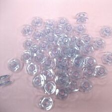 50 Plastic Bobbins #395710-07 For Babylock, Elna, Necchi, Viking Sewing Machine