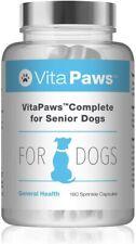 VitaPaws™ Complete für ältere Hunde - Vitamine & Mineralien - 180 Streuapseln
