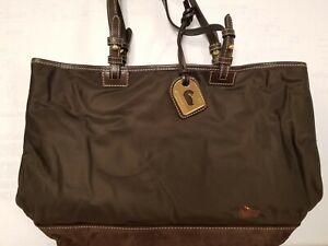 Dooney bourke brown handbag NEW, NEVER USED
