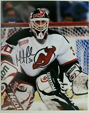 Martin Brodeur New Jersey Devils Signed Autographed 8x10 Hockey NHL Photo