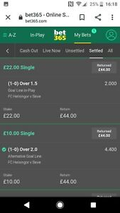 * The BEST INPLAY FOOTBALL BETTING system strategy *