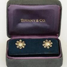 Tiffany & Co. 18k Yellow Gold Fine Earrings