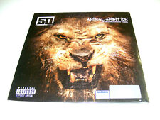 Record Vinyl 2LP ** 50 Cent - Animal Ambition ** New & Sealed