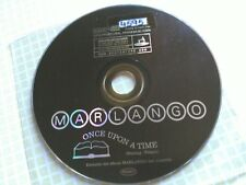 1 TRACK PROMO CD MARLANGO - ONCE UPON A TIME - SUBTERFUGE SPAIN 2004 VG