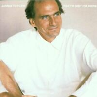 *NEW* CD Album - James Taylor - That's Why I'm Here (Mini LP Style Card Case)