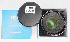 Carl Zeiss 8mm f2 (T2.1) Distagon T* Mark II Arriflex BM  #6676313