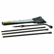 Spare Tire Lug Wrench & Jack Tool Kit for Chevy GMC Cadillac Pickup Truck SUV