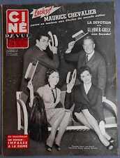 ►CINE REVUE 39/1954-JANE RUSSELL-MARILYN MONROE-BURT LANCASTER-GREGORY PECK...
