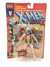 New listing Toybiz X-Men Series Wolverine 4th Edition Figure 1993 New In Box Kb Exclusive