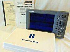 "FURUNO NAVNET NAVIONICS RDP-139 CHART PLOTTER GPS RADAR UNIT - 10.4"" DISPLAY"