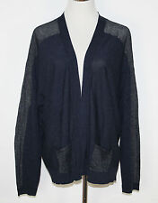 ESPRIT Collection Strickjacke Cardigan dunkelblau Gr. XL NEU UVP 59,99€