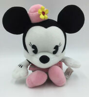 Disney Parks Minnie Mouse Cartoon Plush Stuffed Animal Big Bobble Head (8)