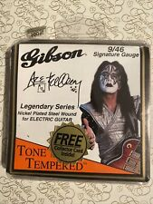 KISS ACE FREHLEY GIBSON GUITAR STRINGS 9/46  STILL SEALED