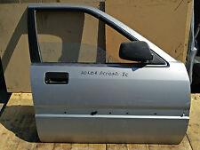 Honda Accord III Hatchback US - Tür vorne rechts Scheibe Spiegel - silber