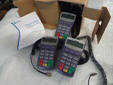 Lot Of3 Verifone Pinpad 1000se with cable @A9