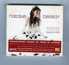 CD + DVD (NEW) NATALIE DESSAY AIRS D'OPERA ITALIENS