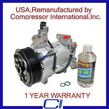 2016-2018 Honda Civic 2.0L OEM Reman A/C Compressor