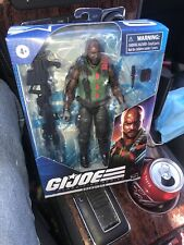 "GI JOE Classified Series ROADBLOCK 6"" Figure 2020 *IN HAND* ~ READY TO SHIP"