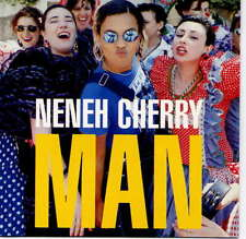 NENEH CHERRY -  Man - CD album - Italy