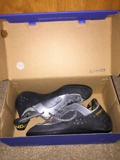 La Sportiva Nago Rock Climbing Shoes (Womens 5.5 Mens 4.5 U.K 3.5) Made-In-Italy