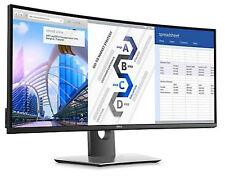 Dell UltraSharp 34 U3417w Wide Curved Monitor Rev A01