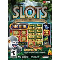WMS Casino Gaming Slots: Quest for the Fountain DVD