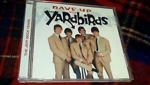The Yardbirds - Rave Up with The Yardbirds: The Jeff Beck Ye. CD