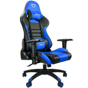 Gaming Office Chairs 180 Degree Reclining Comfortable Executive Computer Seating