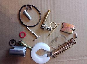 17 He Carburetor Close And Repair Set Kreidler Foil Rs RMC New