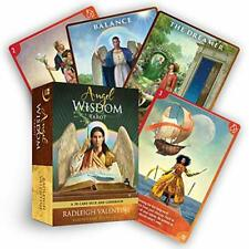 Angel Wisdom Tarot a 78-card Deck and Guidebook by Valentine Radleigh Boo