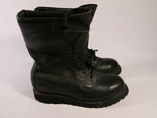 NOS 10 R US Military Danner? Black Leather Insulated Vibram Cold Weather Boot