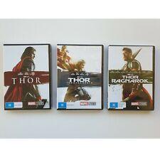 Thor (DVD, 2018, 3-Disc Set)