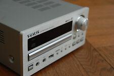 TEAC CR-H255 Stereoanlage - Wie neu - Silber - mit Boxen von Philips