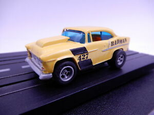 Vintage, Aurora, AFX, Tyco, etc... Chevy 1955  (Item#3160)
