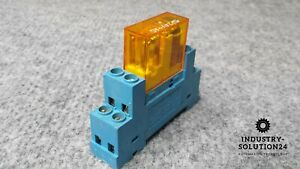 Finder 95.65 10A-250V Relaissockel