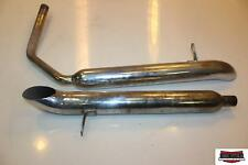 1998 Honda Shadow ACE 1100 Exhaust Pipe Muffler System Silencer Pipes